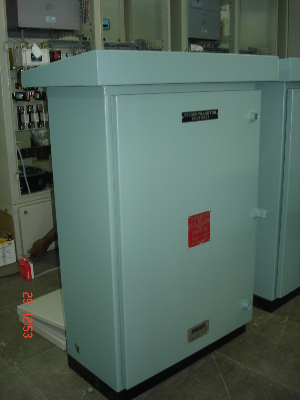 Feeder Pillar Abak Electrofab Engineering
